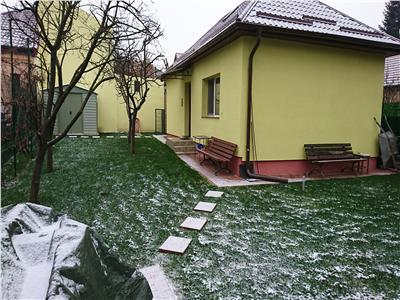 Vanzare casa, 2 camere, 50 mp, Suprafata teren 364 mp, zona Hotel Napoca