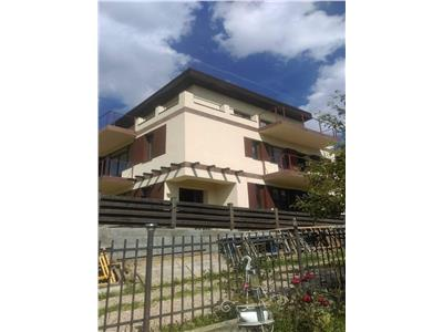 Vanzare Casa Individuala  D+P+2E, 6 camere, 300 mp utili, teren 220 mp, zona Baciu Comuna!