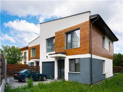 Vanzare casa tip duplex 190mp + 350mp teren - zona Borhanci