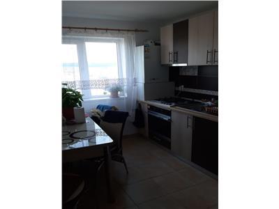 Vanzare apartament 2 camere  55mp  zona strazii Uliulu, Baciu